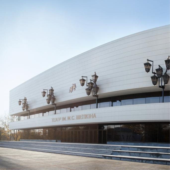 Будівля театру