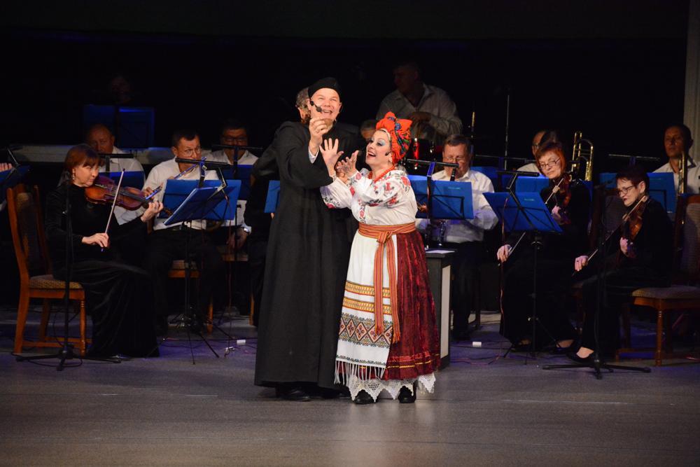 9333 Артисти Національного - Дню Конституції України!